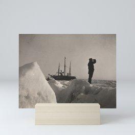 Nansen's Fram North Pole Expedition Mini Art Print
