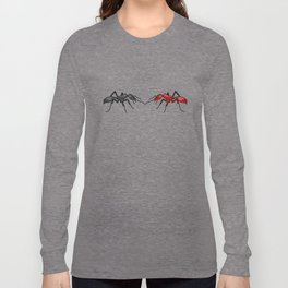Furious Ants Long Sleeve T-shirt