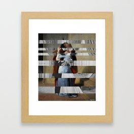 Hayez's The Kiss & Clark Gable and Vivien Leigh Framed Art Print