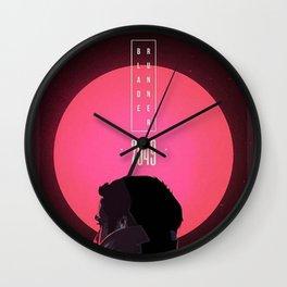 Blade Runner 2049 Wall Clock