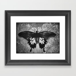 Butterfly#1  Framed Art Print