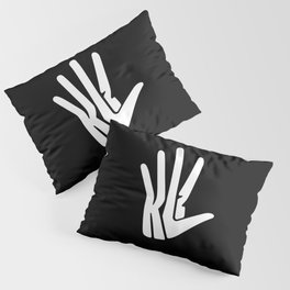 Hand Pillow Sham
