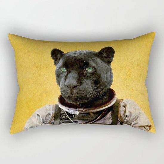 Space Jag Rectangular Pillow