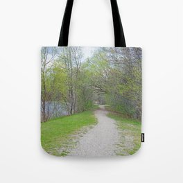 Verdant Spring Tote Bag