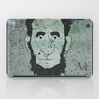 lincoln iPad Cases featuring Lincoln by Doren Chapman