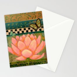 """""""New Life"""" Stationery Cards"""