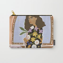 Window To The Soul Carry-All Pouch