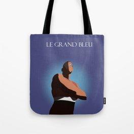 Le Grand Bleu, Enzo Tote Bag