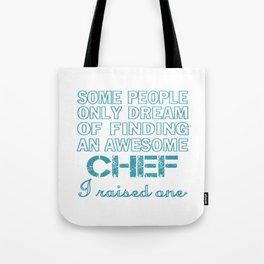 CHEF'S DAD Tote Bag