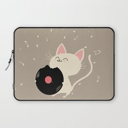 I can't get nooo catisfaction Laptop Sleeve
