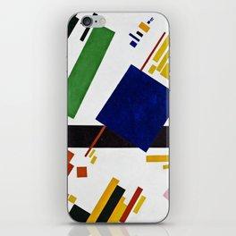 Kazimir Malevich - Suprematist composition iPhone Skin
