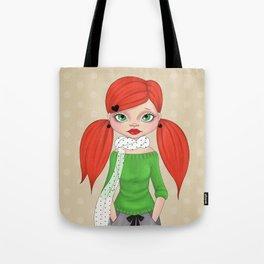 Kika Tote Bag