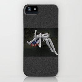 american girl iPhone Case