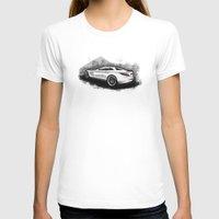mercedes T-shirts featuring Mercedes-Benz SLR McLaren 722 by an.artwrok
