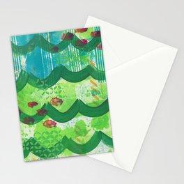 Overworld Stationery Cards