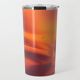 Strange sunset Travel Mug