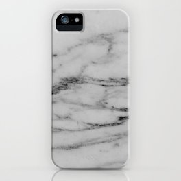Limestone Texture Print iPhone Case