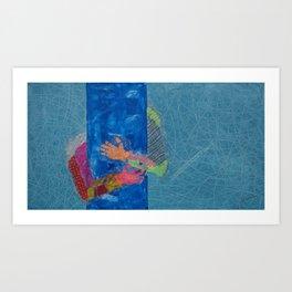 Humanitas 6 Art Print