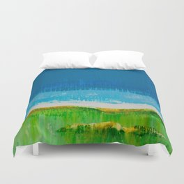 Pairie Morning Duvet Cover