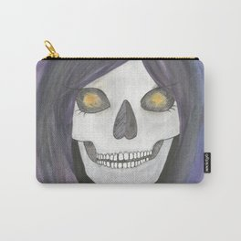 Deadly Swirl Carry-All Pouch