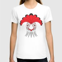 cock T-shirts featuring Cock by HandeAylan
