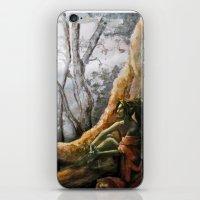 elf iPhone & iPod Skins featuring Elf by Cassie's Wonderland