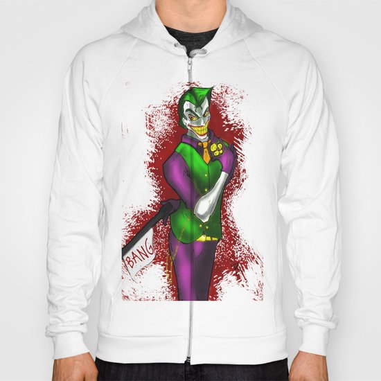 Joker - Joke's on You - 2012 Hoody