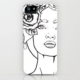 Rose to the Occasion iPhone Case