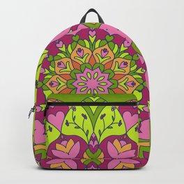 Madeira Mandala Backpack