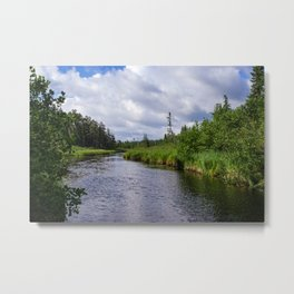 Boundary Waters Entry Point Metal Print