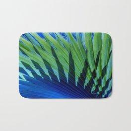 Palm Shadows Bath Mat