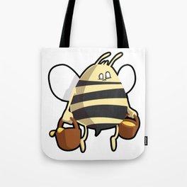 Honey Bee Worker Tote Bag