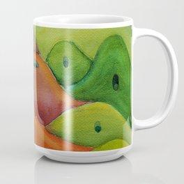 spiritual drawing - singing hills - Psalm 98:8 Coffee Mug