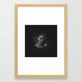 Varied Girl Framed Art Print
