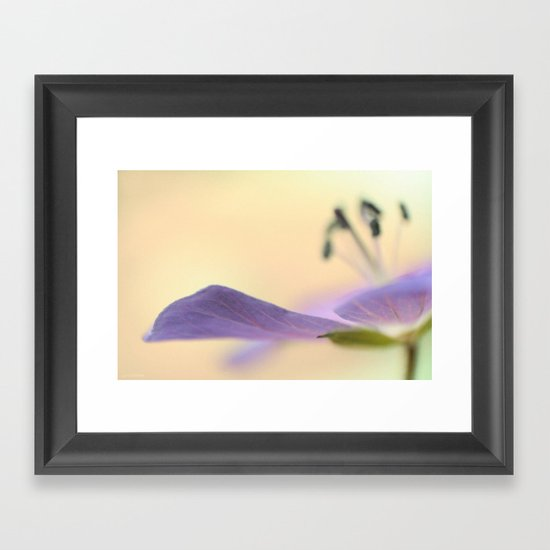 Glorious Summer Framed Art Print