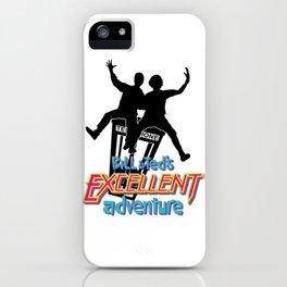 Excellent Dudes! iPhone Case