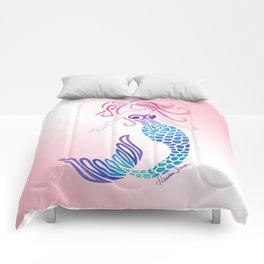 Tribal Mermaid Comforters