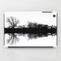 mirror iPad Cases featuring Mirror by Mark Alder