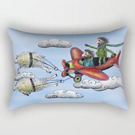 Sky Journey Rectangular Pillow