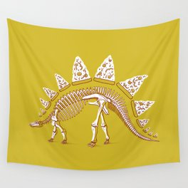 Pizzasaurus Awesome! Wall Tapestry