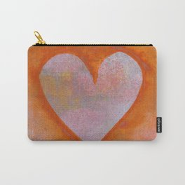 Heart No. 1 Carry-All Pouch