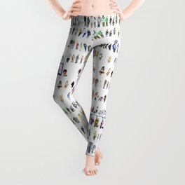 Major Queuing Leggings