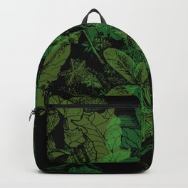 midnight plants Backpack