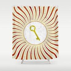 Phantom Keys Series - 10 Shower Curtain