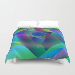 The antipole Duvet Cover