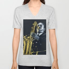 A Love Supreme Unisex V-Neck