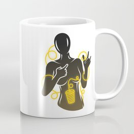 DUMMY CONSUME COCTAIL Coffee Mug