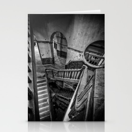 Never Ending Stairs Stationery Cards