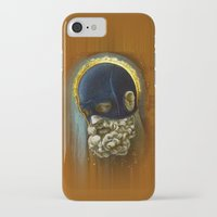 "hercules iPhone & iPod Cases featuring ""Masked Hercules"" by Bryan Keith Lanier"