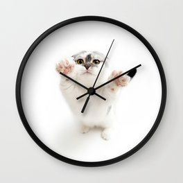 Supporting Star Wall Clock